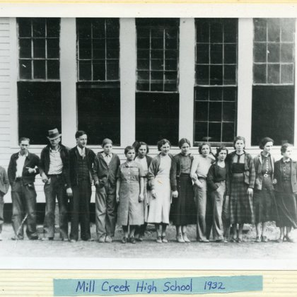 Mill Creek High School